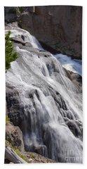 Yellowstone Gibbon Falls Hand Towel