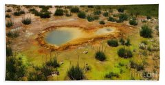 Yellowstone Hot Pool Bath Towel