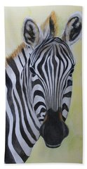 Yipes Stripes Bath Towel