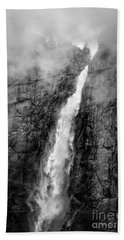 Yosemite Fall Hand Towel