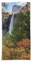 Yosemite Bath Towel by Muhie Kanawati