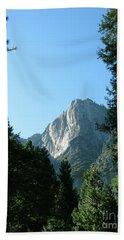 Yosemite Park Bath Towel