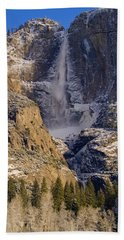 Yosemite's Splendor Hand Towel