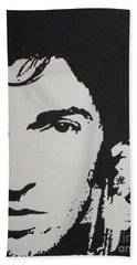 Young Boss Hand Towel by ID Goodall