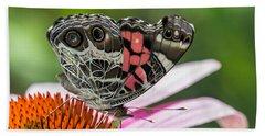 Butterfly Feeding Hand Towel