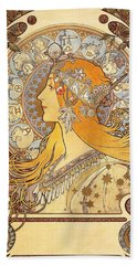 Zodiak 1896 Bath Towel