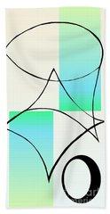 Zoe Hand Towel by Jason Secor