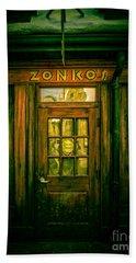 Zonkos Joke Shop Hogsmeade 2 Hand Towel