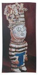 Zuni Clown Hand Towel