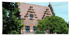 Zwaanendal Museum II - Henlopen  Bath Towel