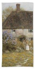 A Kentish Cottage Hand Towel
