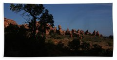 Arches National Park Bath Towel
