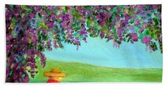 Beyond The Arbor Hand Towel