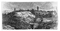 Civil War: Fort Moultrie Hand Towel