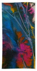 Earth Spirit Bath Towel by Mary Sullivan