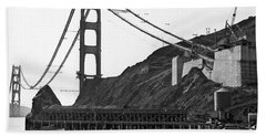 Golden Gate Bridge Work Hand Towel