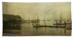 Rockland Harbor Hand Towel