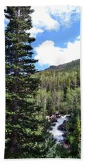 Rocky Mountain National Park2 Bath Towel
