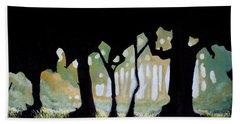 ... Hand Towel by Mariusz Zawadzki