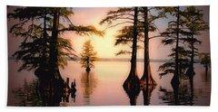 Reelfoot Lake Bath Towel