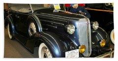 1936 Chevrolet Phaeton Bath Towel