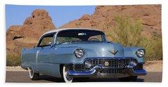 1954 Cadillac Coupe Deville Bath Towel