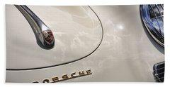 Hand Towel featuring the photograph 1954 Porsche 356 Speedster by Gordon Dean II