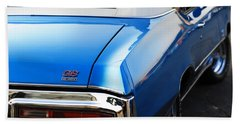 Hand Towel featuring the photograph 1971 Buick Gs by Gordon Dean II