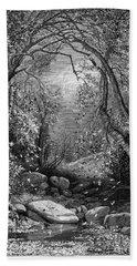Autumn, 1873 Bath Towel