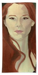 Portrait Bath Towel