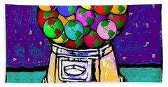 A World Of Gumballs Hand Towel