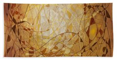 Abstract Art Eleven Bath Towel