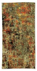 Artistic Confusion Hand Towel