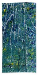 After Monet Hand Towel