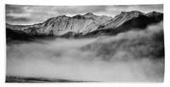 Alaskan Morning Bath Towel