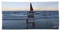 Alassio Sunset Facing East Hand Towel
