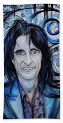 Alice Cooper. Bath Towel