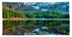Alta Lakes Reflection Bath Towel