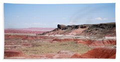 Bath Towel featuring the photograph Amazing American Landscape by Judy Hall-Folde