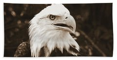 American Eagle Hand Towel