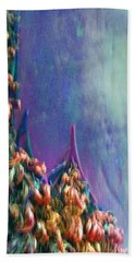 Hand Towel featuring the digital art Ancesters by Richard Laeton