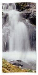 Angel Hair Bath Towel by Sharon Elliott
