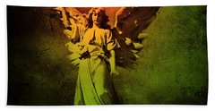 Angel Of Death Bath Towel