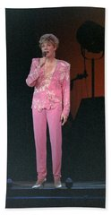 Anne Murray Hand Towel by Mike Martin