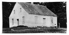 Antietam: Dunker Church Bath Towel