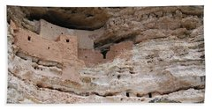 Arizona Cliff Dwelling Bath Towel