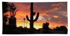 Arizona Sunrise 03 Hand Towel