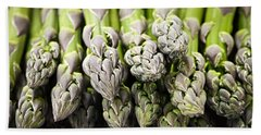 Asparagus Hand Towel