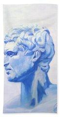 Athenian King Hand Towel