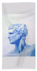 Athenian King Hand Towel
